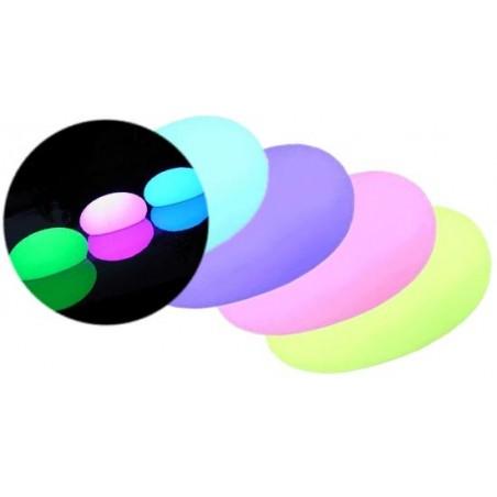 GALET LUMINEUX LED