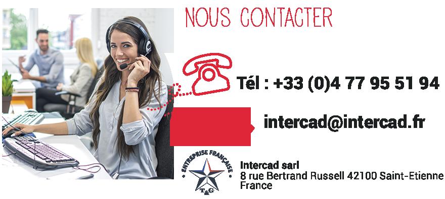 Prenez contact avec Intercad pour vos instants cadeaux.